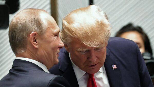 Президент РФ В. Путин принял участие в саммите АТЭС - Sputnik Ўзбекистон