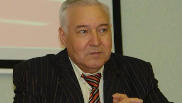 Салих Шамсунов - Sputnik Ўзбекистон