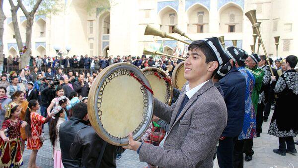 Фестиваль Насреддин Афанди в Бухаре - Sputnik Узбекистан