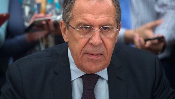 Rossiya TIV rahbari Sergey Lavrov - Sputnik Oʻzbekiston