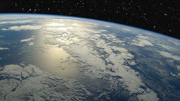 Планета Земля из космоса - Sputnik Ўзбекистон