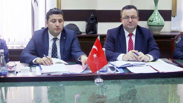 Узбекистан и Турция готовят Соглашение о преференциальной торговле - Sputnik Ўзбекистон