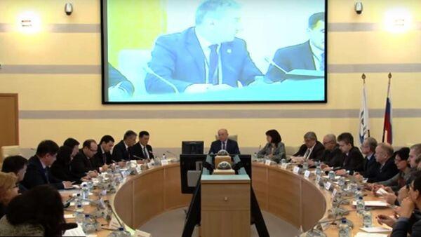 В РИСИ обсудили безопасность Центральной Азии - Sputnik Ўзбекистон