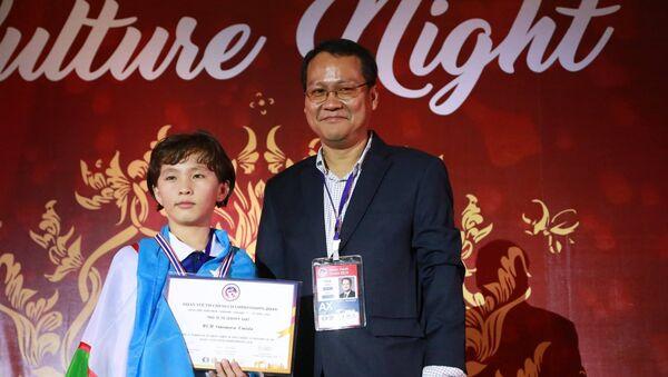 Umida Omonova - chempion Azii po Blittsu - Sputnik Oʻzbekiston