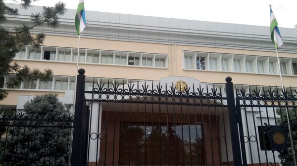 Zdaniye Generalnoy prokuraturы Uzbekistana - Sputnik Oʻzbekiston