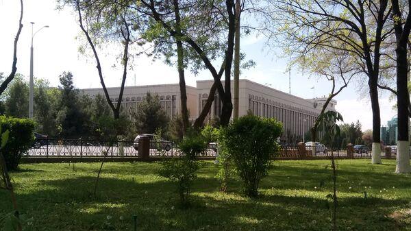 Здание МВД Узбекистана в Ташкенте - Sputnik Ўзбекистон