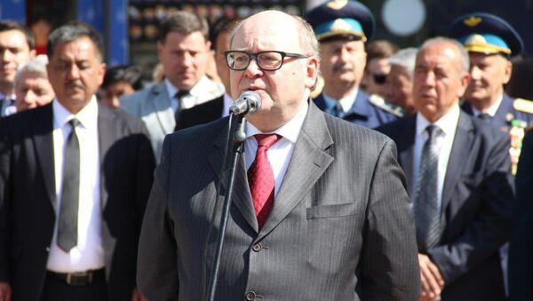 Владимир Тюрденев, дипломат - Sputnik Ўзбекистон
