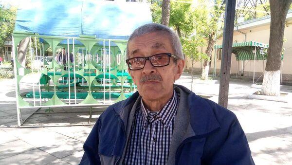 Шахабутдин Зайнутдинов - журналист, сценарист документального кино. эксперт по авиации и космосу - Sputnik Узбекистан