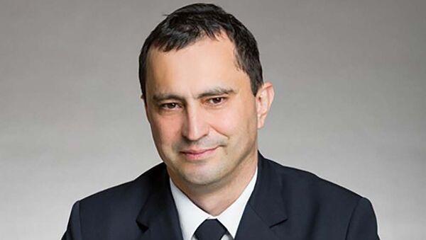 Rukovoditel press-slujbы Ministerstva transporta Rossii Timur Xikmatov - Sputnik Oʻzbekiston