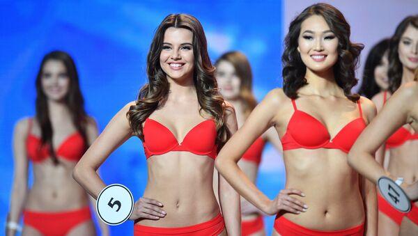 Финал конкурса Мисс Россия-2018 - Sputnik Узбекистан