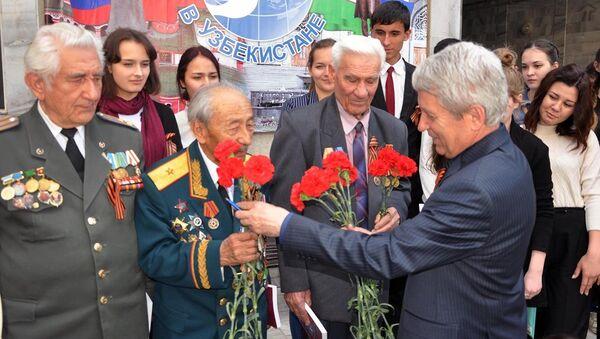 В РЦНК рассказали, кто доставил пакт о безоговорочной капитуляции Германии - Sputnik Узбекистан