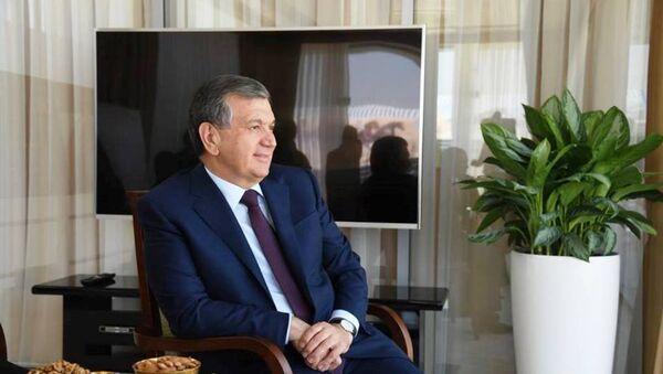 Президент Республики Узбекистан Шавкат Мирзиёев - Sputnik Ўзбекистон