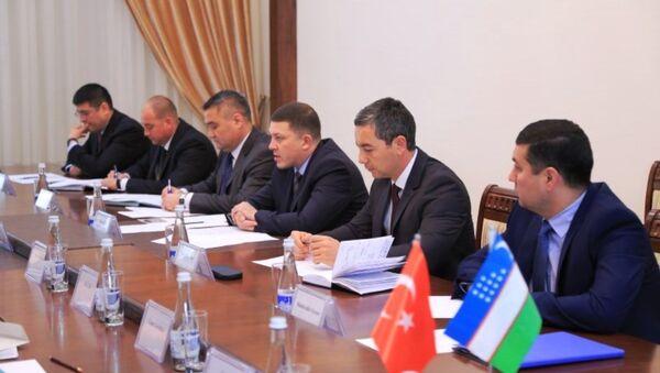Делегация МВД Турции прибыла в Узбекистан - Sputnik Ўзбекистон