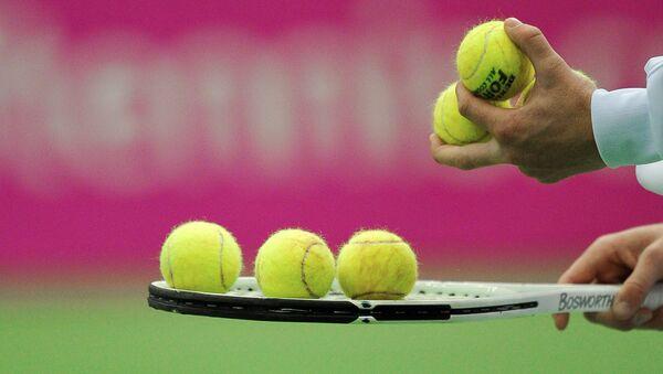 Tennis toʻpchalari - Sputnik Oʻzbekiston