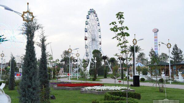 Парк Ашхабад в Ташкенте - Sputnik Узбекистан