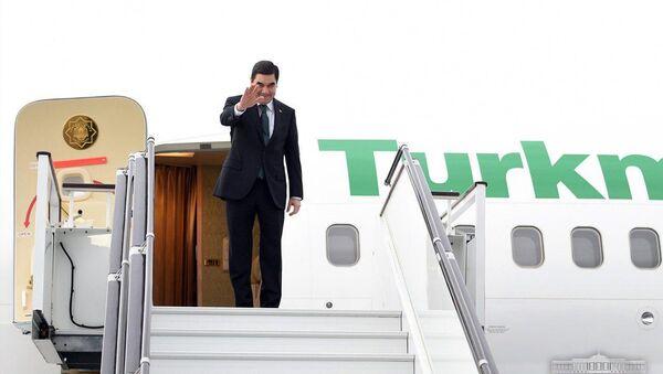 Государственный визит Президента Туркменистана Гурбангулы Бердымухамедова в Узбекистан завершился - Sputnik Ўзбекистон