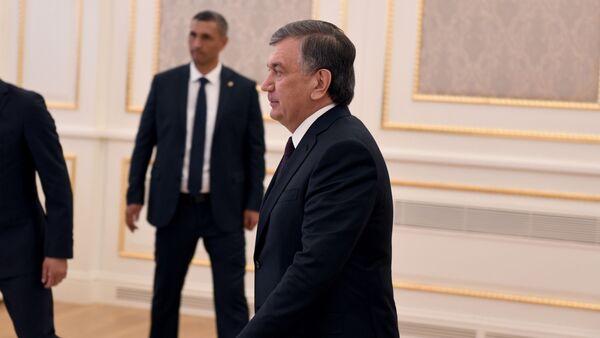 Президент РУз Шавкат Мирзиёев - Sputnik Ўзбекистон
