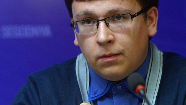 Григорий Лукьянов - Sputnik Узбекистан