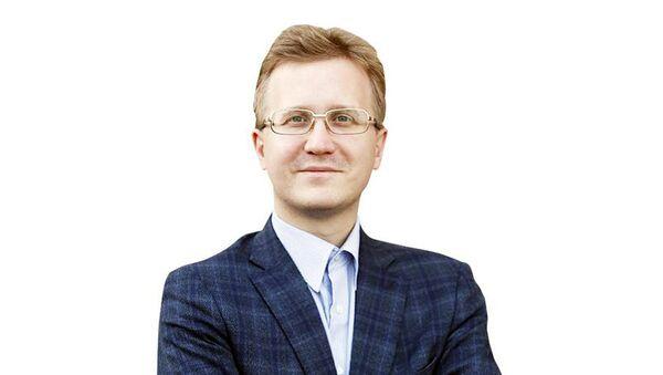 Станислав Митраханович - Sputnik Узбекистан