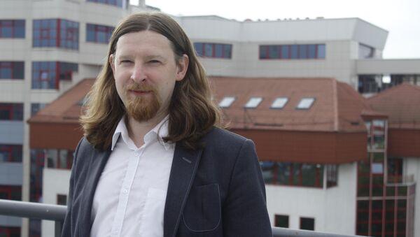 Политолог Алексей Дзермант в программе Горизонт событий - Sputnik Узбекистан