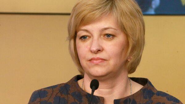 Елена Цунаева, архивное фото - Sputnik Ўзбекистон
