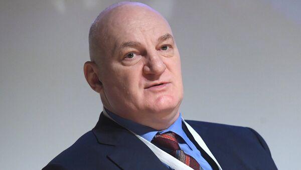 Президент Российской ассоциации криптовалют и блокчейна (RACIB) Юрий Припачкин - Sputnik Узбекистан