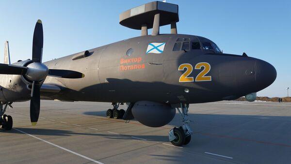 Samolyot IL-38N - Sputnik Oʻzbekiston