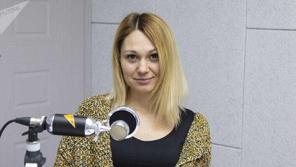 Нутрициолог Екатерина Дидык  - Sputnik Узбекистан