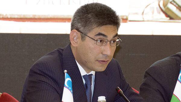 Ministr zanyatosti i trudovыx otnosheniy Uzbekistana Sherzod Kudbiyev - Sputnik Oʻzbekiston