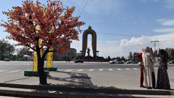 Город Душанбе, архивное фото - Sputnik Узбекистан