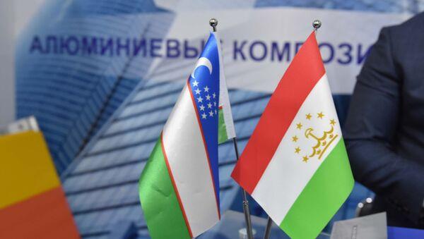 Выставка товаров Узбекистана в Душанбе - Sputnik Ўзбекистон