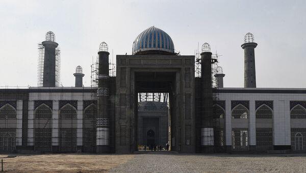 Центральная душанбинская соборная мечеть - Sputnik Ўзбекистон