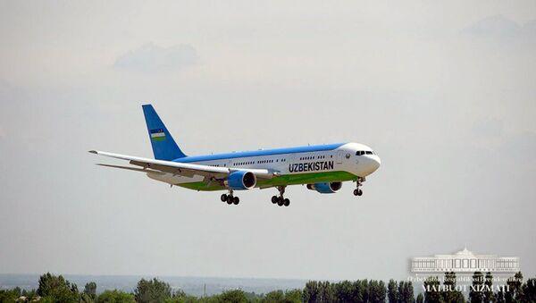 Президент Республики Узбекистан Шавкат Мирзиёев 20 мая вернулся в Ташкент. - Sputnik Ўзбекистон