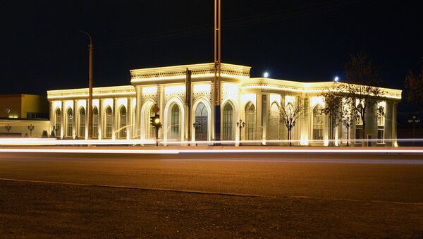 Банкетный зал Мумтоз - Sputnik Узбекистан