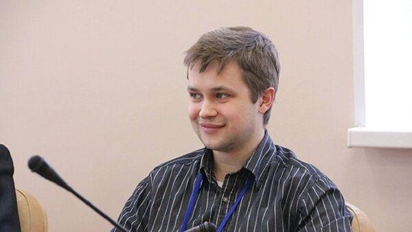 Политолог Александр Коньков - Sputnik Узбекистан