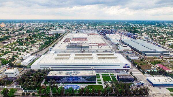 Автозавод в Асаке получил возможность производить новейшие модели GM - Sputnik Узбекистан