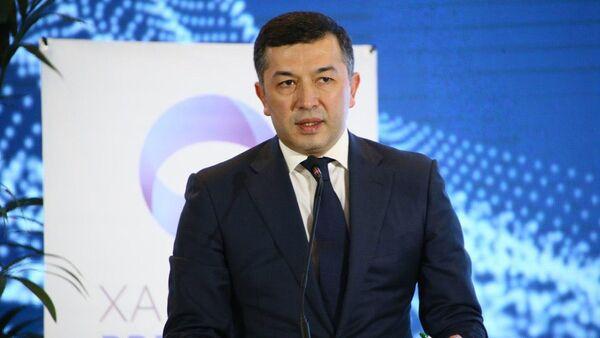 I.o predsedatelya Gosudarstvennogo nalogovogo komiteta Uzbekistana Bexzod Musayev - Sputnik Oʻzbekiston