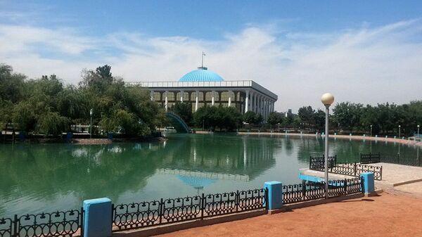 Oʻzbekiston Oliy Majlis binosi - Sputnik Oʻzbekiston