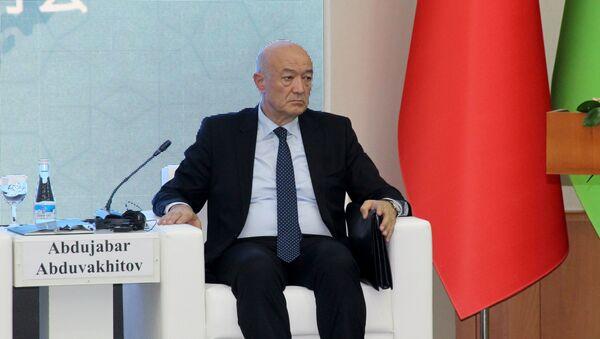 Zamestitel ministra inostrannыx del Uzbekistana Abdujabar Abduvaxitov - Sputnik Oʻzbekiston