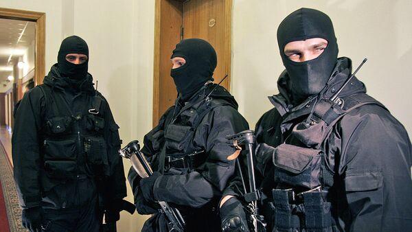 Сотрудники СБУ Украины - Sputnik Ўзбекистон