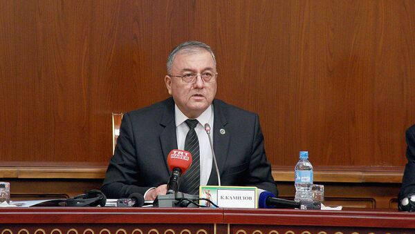 Козимджан Камилов -  председатель Верховного суда Узбекистана - Sputnik Узбекистан