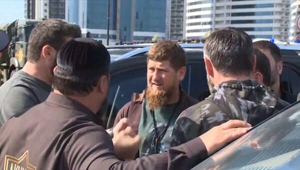 Спутник_Кадыров о совершивших нападение на церковь в Чечне - Sputnik Ўзбекистон