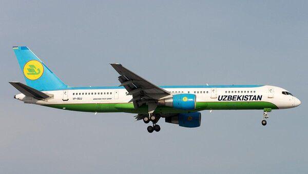 Boeing для Узбекистон хаво йуллари - Sputnik Ўзбекистон