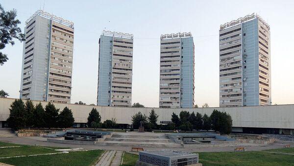 Многоэтажные здания в Ташкенте - Sputnik Ўзбекистон