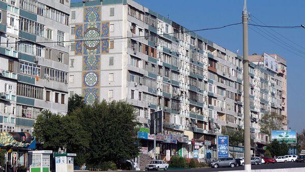Жилые дома в Ташкенте - Sputnik Узбекистан