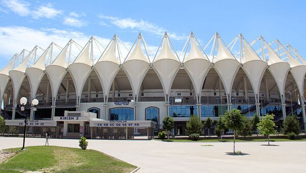 Stadion Bunedkor - Sputnik Oʻzbekiston