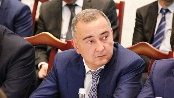 Хоким Ташкента Джахонгир Артыкходжаев - Sputnik Узбекистан