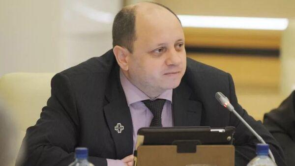 Эдуард Попов - Sputnik Узбекистан