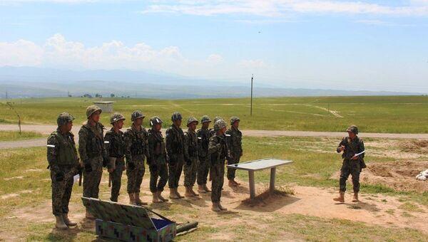 Военные Узбекистана - Sputnik Ўзбекистон