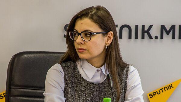 Анна Болокан - Sputnik Узбекистан